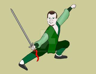 Adam Sword Form