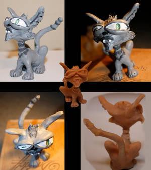 Mr. Meow the Maquette