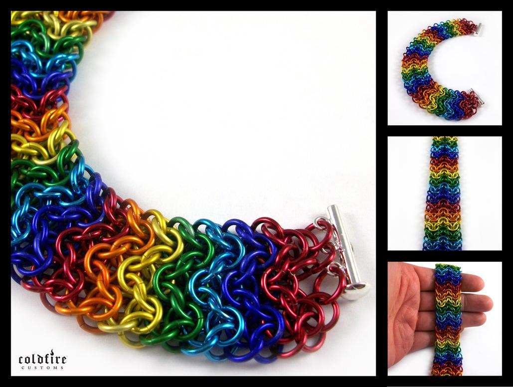 Rainbow Elfsheet by coldfirecustoms