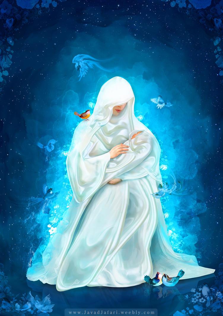 Mother by JavadJArt