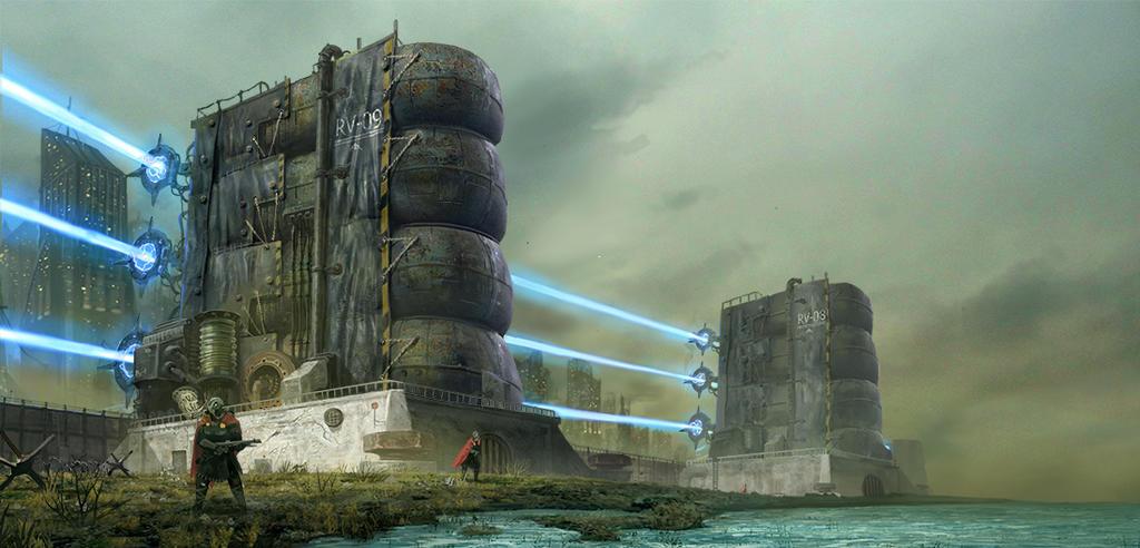 The Wall by Grzegorzpedrycz
