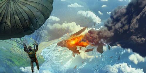 Crash Landing !