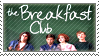 The Breakfast Club stamp by 5-3-10-4