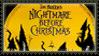 Nightmare Before Xmas stamp