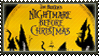 Nightmare Before Xmas stamp by 5-3-10-4