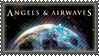 Angels and Airwaves stamp by 5-3-10-4