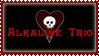 Alkaline Trio stamp by 5-3-10-4