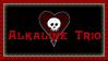 Alkaline Trio stamp by 5-3-10-4