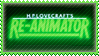 Re-animator stamp by 5-3-10-4