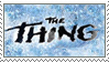 The Thing stamp by 5-3-10-4