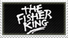 The Fisher King stamp by 5-3-10-4