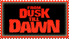 From Dusk Till Dawn stamp