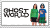 Ghost World stamp by 5-3-10-4