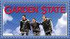 Garden State stamp by 5-3-10-4