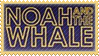Noah and the Whale stamp by 5-3-10-4