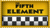 The Fifth Element stamp by 5-3-10-4