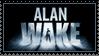 Alan Wake stamp by 5-3-10-4