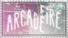 Arcade Fire stamp