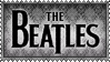 The Beatles stamp by 5-3-10-4