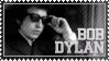 Bob Dylan stamp by 5-3-10-4