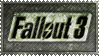 Fallout 3 stamp by 5-3-10-4