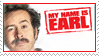My Name Is Earl stamp by 5-3-10-4