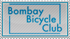Bombay Bicycle Club stamp by 5-3-10-4