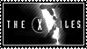 The X-Files stamp by 5-3-10-4