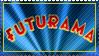 Futurama stamp by 5-3-10-4