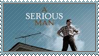 A Serious Man stamp by 5-3-10-4