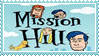 Mission Hill stamp by 5-3-10-4
