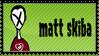 Matt Skiba stamp