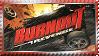 Burnout Revenge stamp by 5-3-10-4