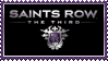 Saints Row the Third stamp by 5-3-10-4