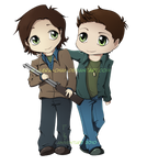 Sam+Dean