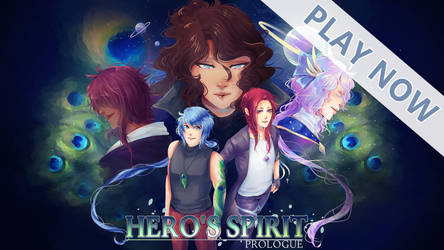 Hero's Spirit by psyAlera
