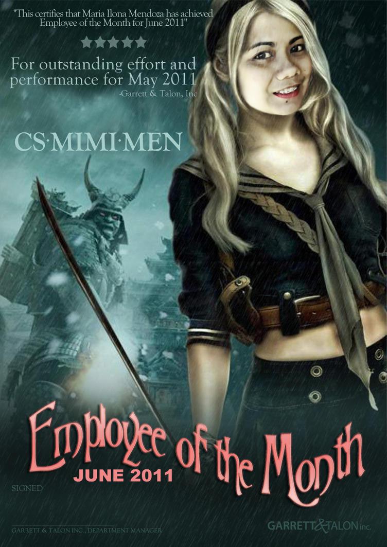 employee of the month sucker by happy dementor on deviantart