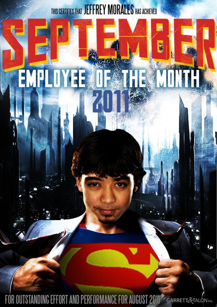 super employee of the month by happy dementor on deviantart
