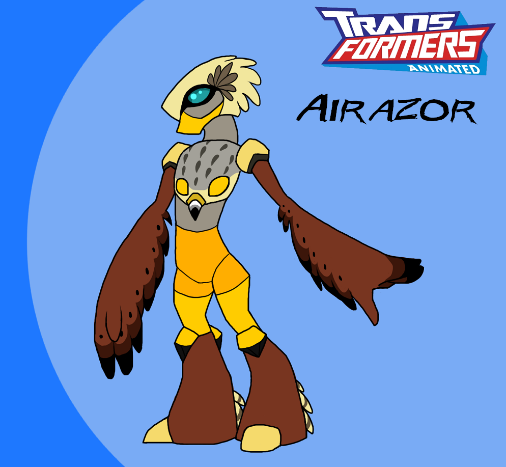 TF Ani - Airazor by Shaiger