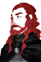ASOIAF - Older!Rickon Stark by Shaiger