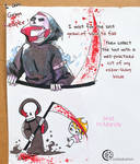 Billy and Mandy - Grim Reaper