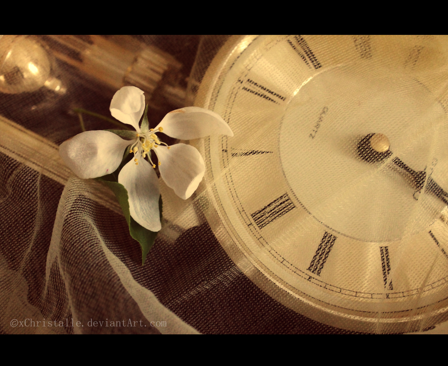 Running Out of Time by xChristalle