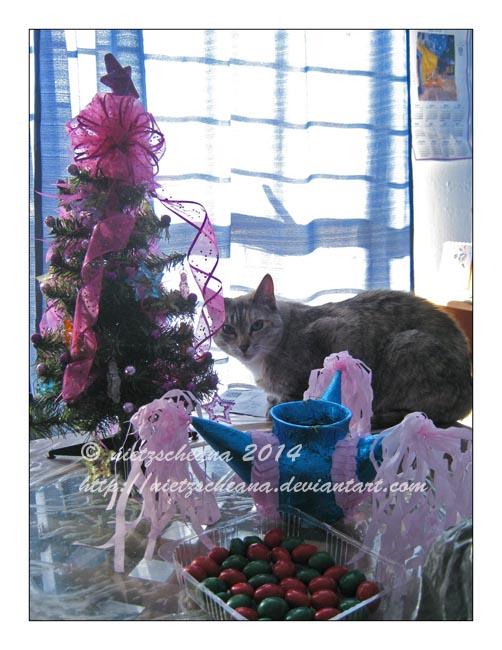 Merry Christmas 2014 by nietzscheana