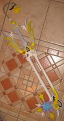 oathkeeper keyblade by Miao86