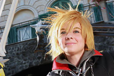 roxas cosplay by KH 358 2 days by Miao86