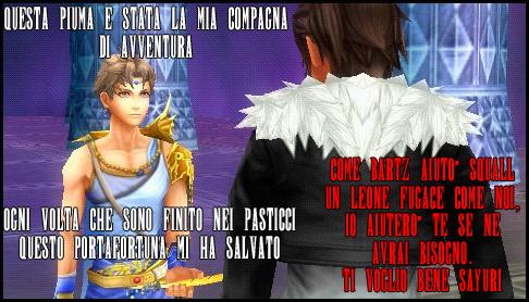 Dissidia FF - regalo x Sayuri by Valens-DA