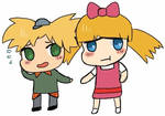 Arnold and Helga