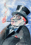 The Penguin, Oswald Chesterfield Cobblepot PSC by MikeKretz