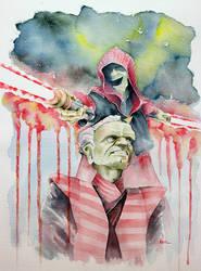 Darth Sidious - Chancellor Palpatine, Duality by MikeKretz