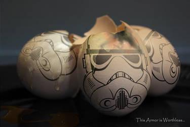 The Dark Side of the Yolk - Troopers by MikeKretz